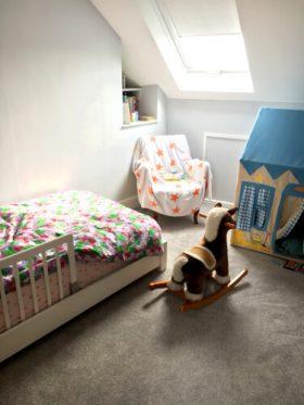 Flawless renovation - child room, modern
